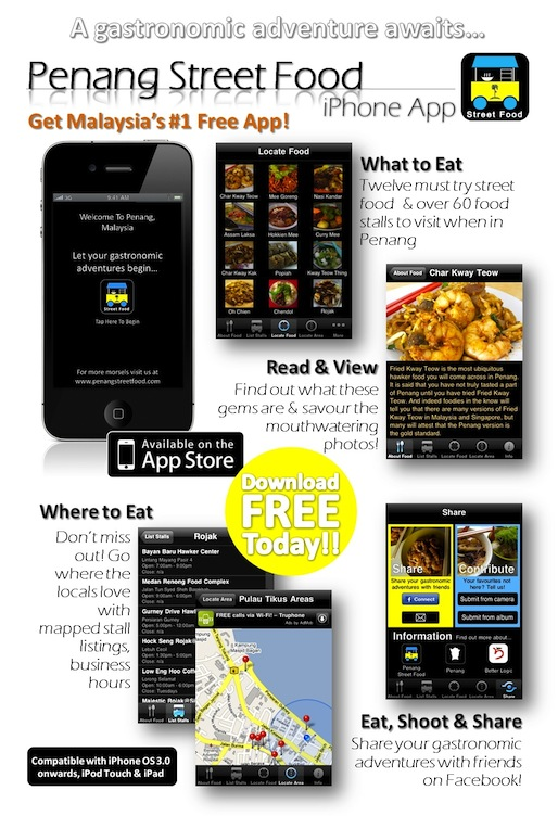 Click to Download Penang Street Food