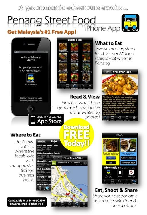 Click to Download Penang Street Food